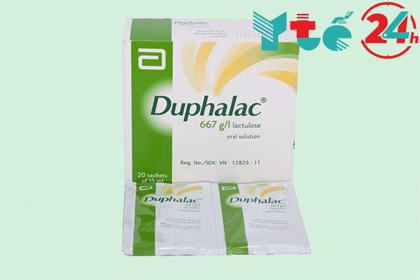 Giá bán của Duphalac