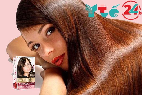 Thuốc nhuộm tóc L'Oreal có tốt không?