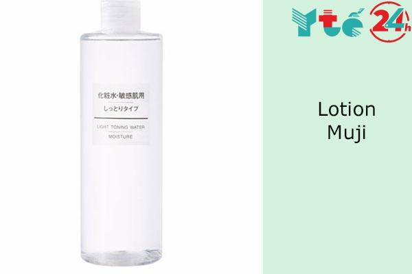 Lotion Muji- Nhật Bản