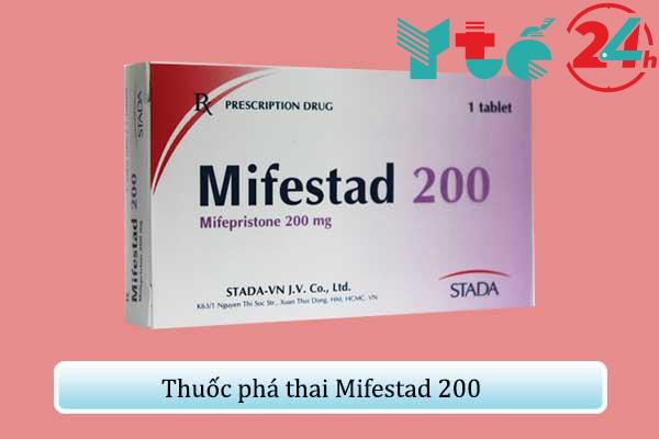 Thuốc Mifestad 200 Stada là thuốc gì?