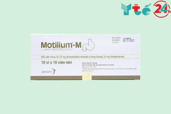 Motilium - M là thuốc gì?