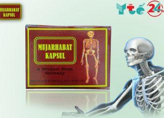 Thuốc xương khớp Malaysia Mujarhabat Kapsul