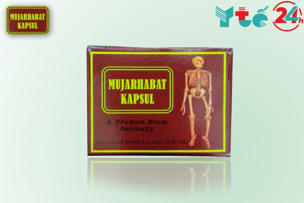 Mujahabat Kapsul có nguồn gốc từ Malaysia