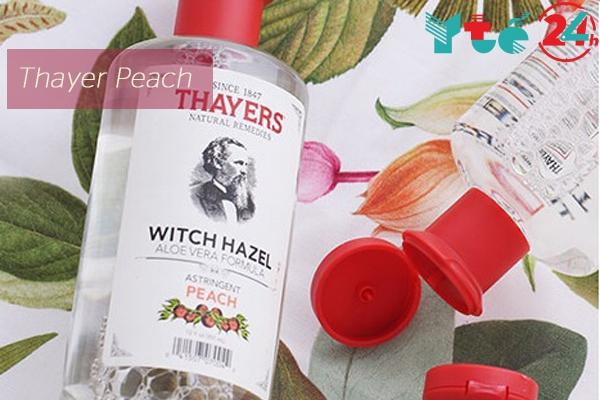 Nước hoa hồng Thayer Peach