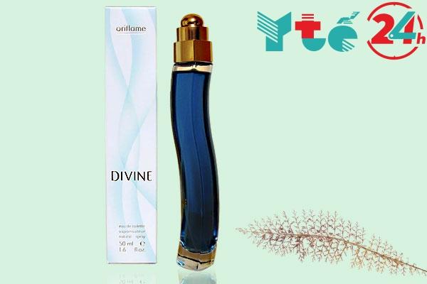 Nước hoa Oriflame nữ - Oriflame Divine Eau De Toilette