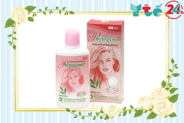 Dung dịch vệ sinh phụ nữ Phytogyno