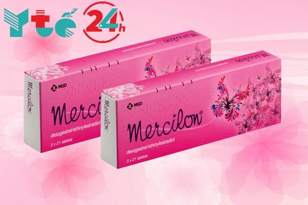 Mercilon là thuốc gì?