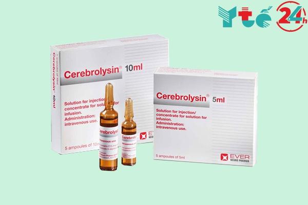 Thuốc Cerebrolysin