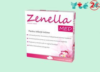 Thuốc đặt âm đạo Zenella MED
