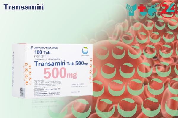 Trasamin 500mg
