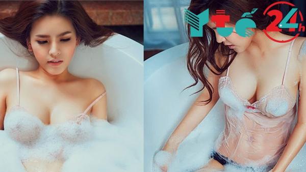Phi Huyền Trang khoe thân hình nóng bỏng bằng bộ đồ bikini