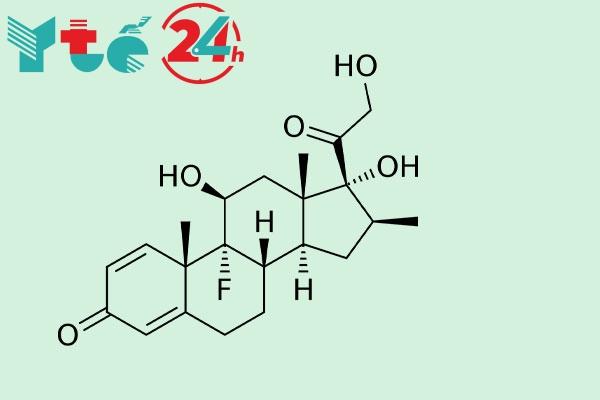 Thành phần của thuốc Colergis: Betamethason