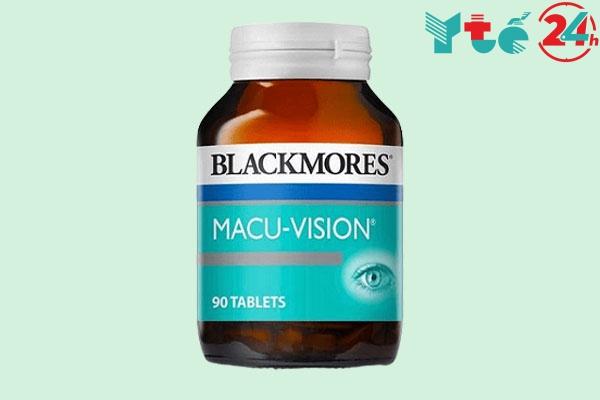 Viên uống bổ mắt Blackmores Macu - Vision của Úc