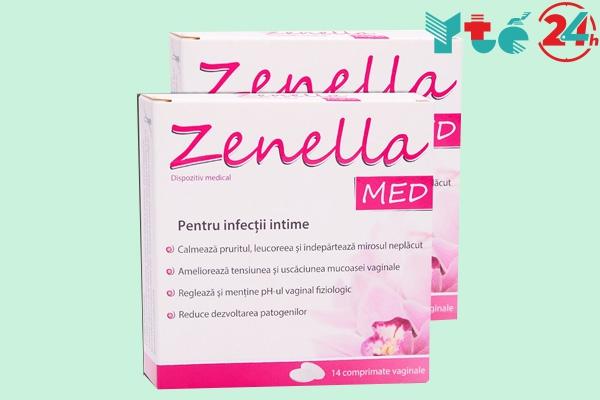 Công dụng của Zenella MED
