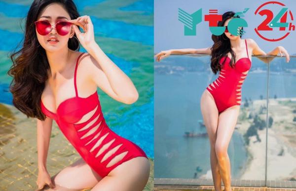 Đỗ Mỹ Linh mặc bikini gợi cảm