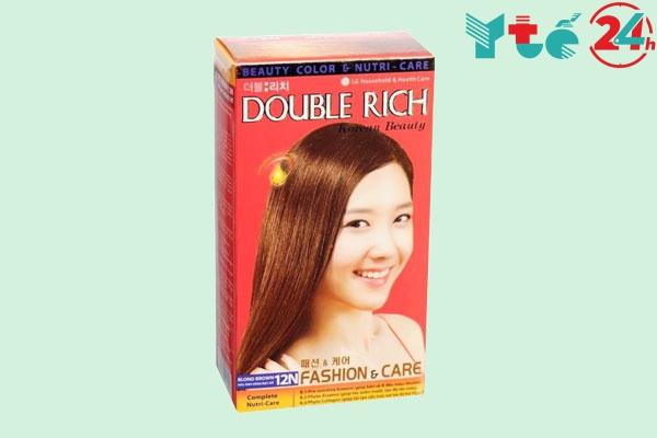 Thuốc nhuộm tóc Double Rich