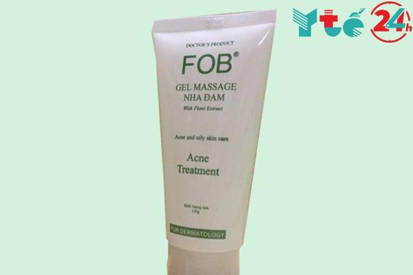 Gel nha đam Fob Massage