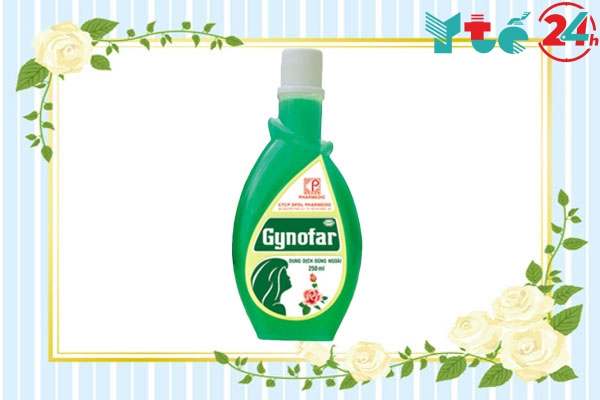 Dung dịch vệ sinh phụ nữ Gynofar