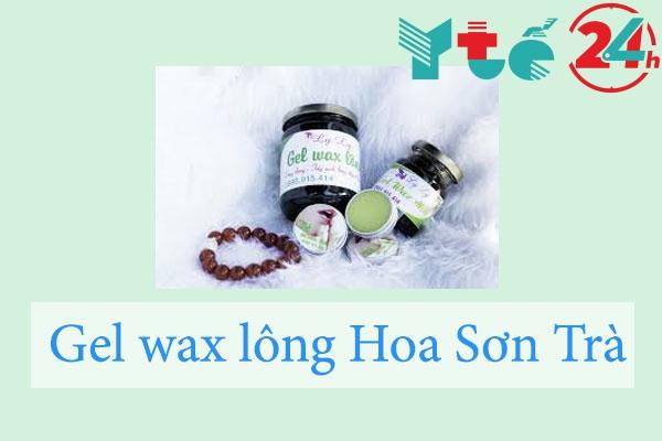 Gel wax lông Hoa Sơn Trà