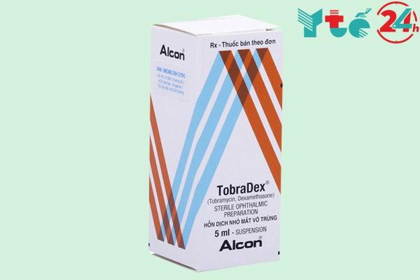 Hộp thuốc Tobradex