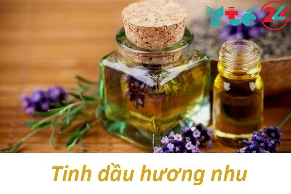 TInh dầu hương nhu