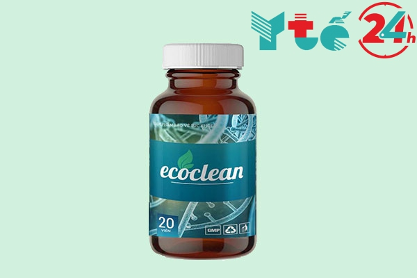 Lọ thuốc Ecoclean
