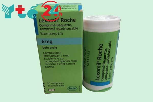 Thuốc ngủ cực mạnh Lexomil