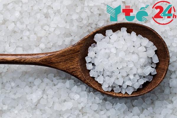Sử dụng muối giảm ngứa vùng kín hiệu quả