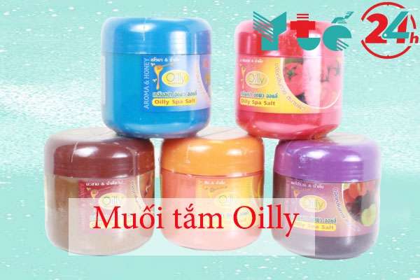 Muối tắm Oilly