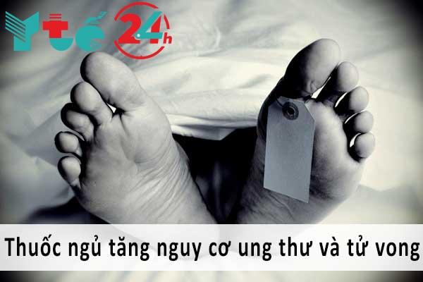 Tác hại của thuốc ngủ