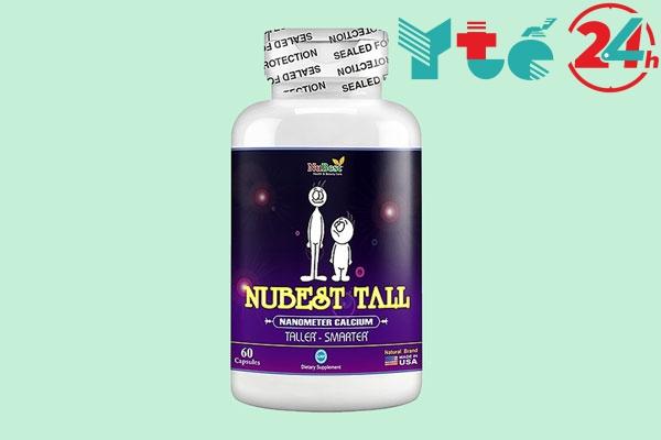 Nubest Tall - Viên uống hỗ trợ tăng chiều cao