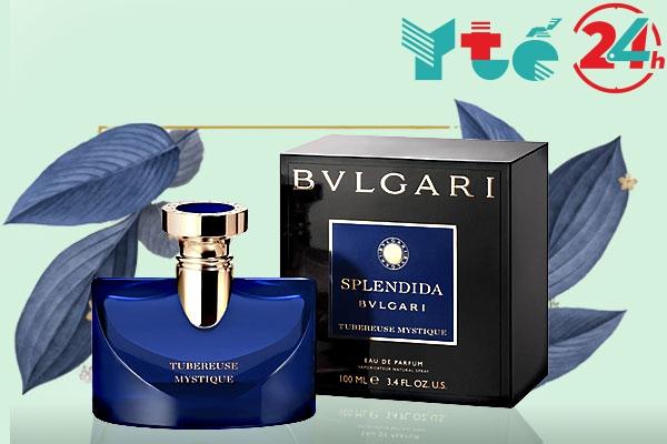 Nước hoa Bvlgari nữ - BVLGARI Splendida Tuberose Mystique