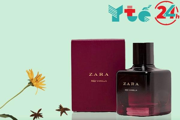 Nước hoa Zara nữ - Red Vanila
