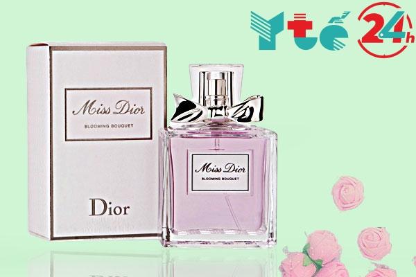 Nước hoa Dior nữ - Dior Miss Dior Blooming Bouquet Eau de Toilette