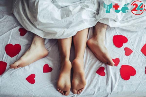 Lợi ích của các tư thế quan hệ tình dục