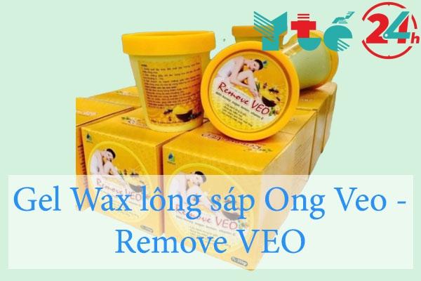 Gel Wax lông sáp Ong Veo - Remove VEO