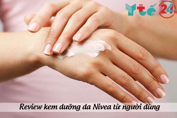 Review kem dưỡng da Nivea từ người dùng