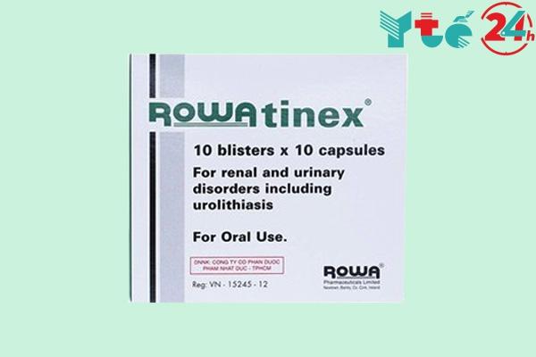 Rowatinex là gì?