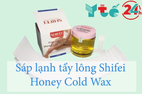 sáp lạnh tẩy lông Shifei Honey Cold Wax
