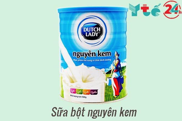 Sữa bột nguyên kem (sữa bột làm bánh)
