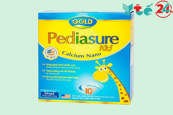 Sữa Pediasure Kid Gold