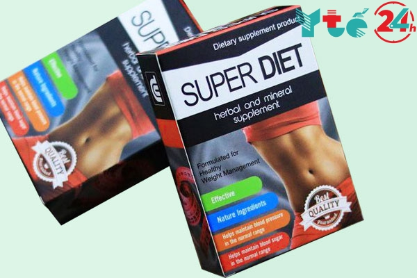 Thuốc giảm cân Super Diet Thái Lan