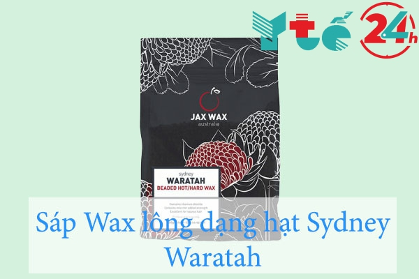 Sáp Wax lông dạng hạt Sydney Waratah