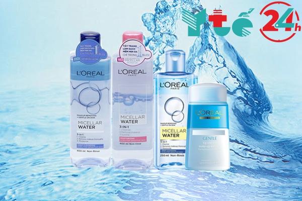 Những đặc điểm nổi trội của nước tẩy trang Loreal khiến nó thu hút người dùng là gì?