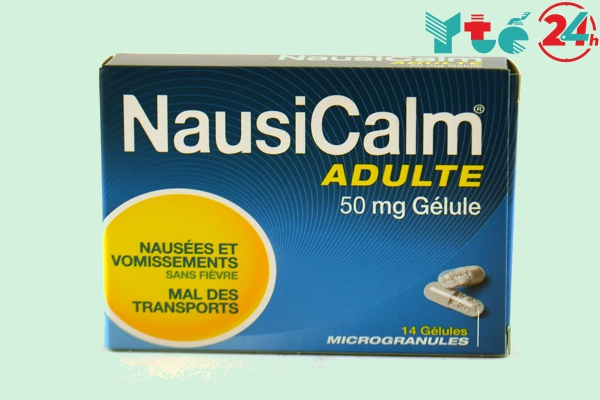 Thuốc chống say xe của Pháp