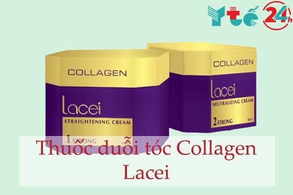Thuốc duỗi tóc Collagen Lacei