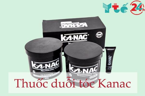 Thuốc duỗi tóc Kanac