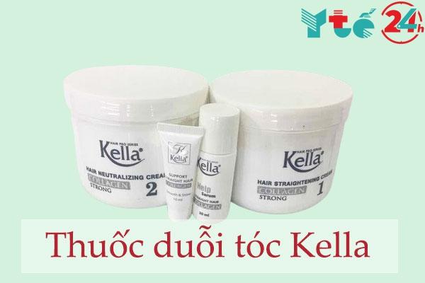 Thuốc duỗi tóc Kella Collagen