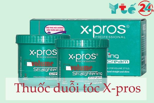 Thuốc duỗi tóc X-pros
