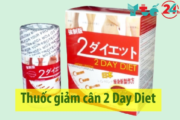 Thuốc giảm cân 2 Day Diet